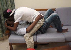 Michael and Hakim Bareback
