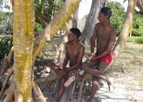 Wilson and Sameul Bareback