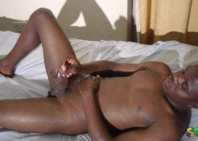 Ebony Twink Isma