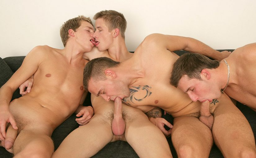 David Gold, Chester Pool, Patrik Jensen & Thomas Fiaty