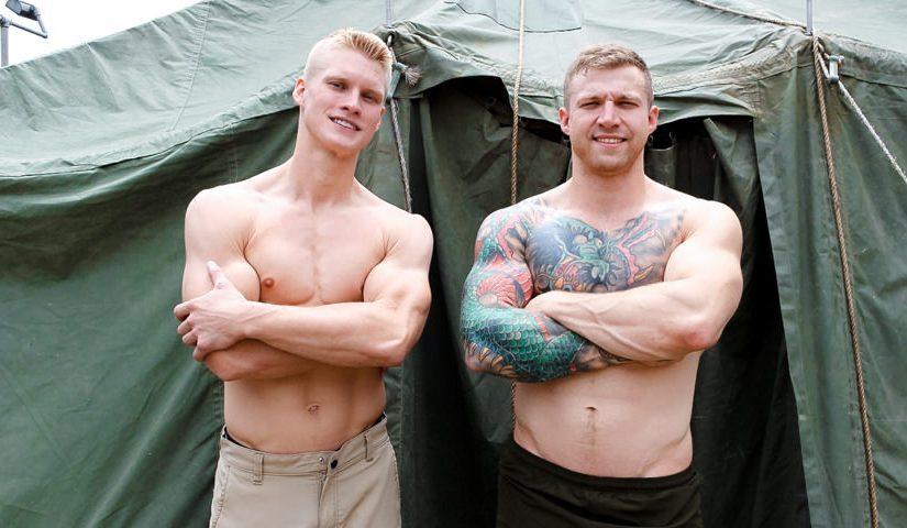 Mike Johnson & Blake Effortley