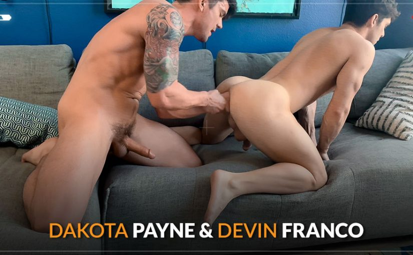 Next Door Homemade: Dakota Payne & Devin Franco