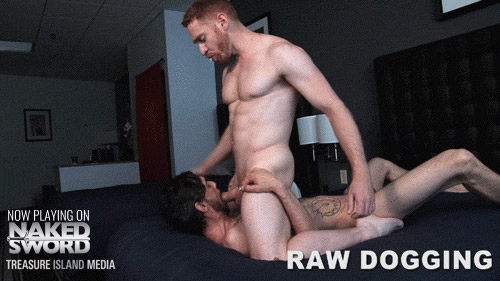 Raw Dogging – Treasure Island Media